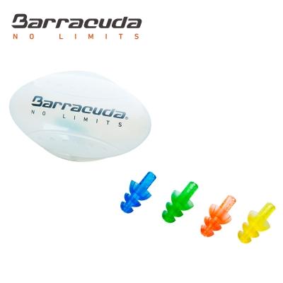 美國巴洛酷達Barracuda E015 TPR螺旋四色耳塞