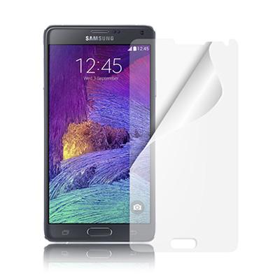 魔力 Samsung GALAXY Note 4 高透光抗刮螢幕保護貼