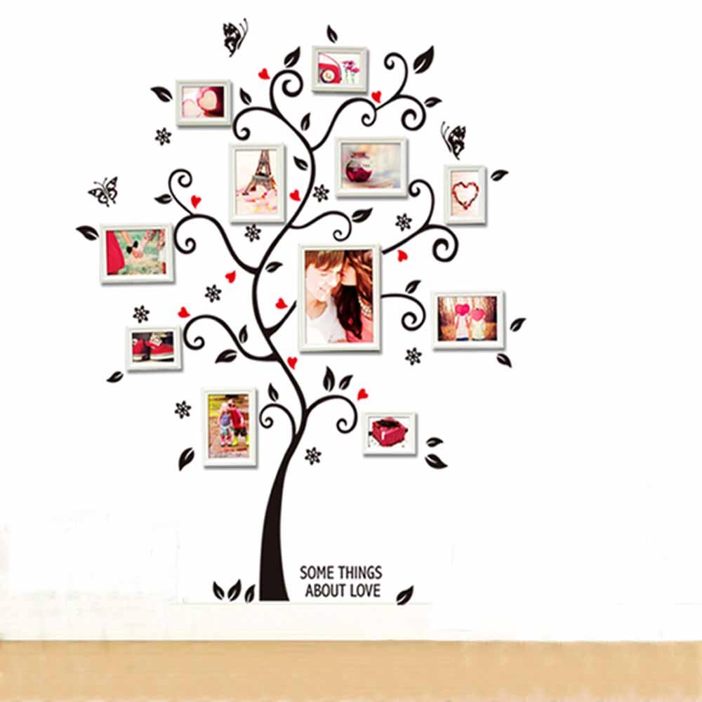 B-066創意生活系列-幸福之戀 大尺寸高級創意壁貼 / 牆貼