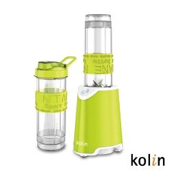 Kolin歌林隨行杯冰沙果汁機(雙杯綠) KJE-MNR572G