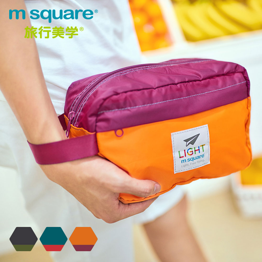 m square 輕量手提收納包 product image 1