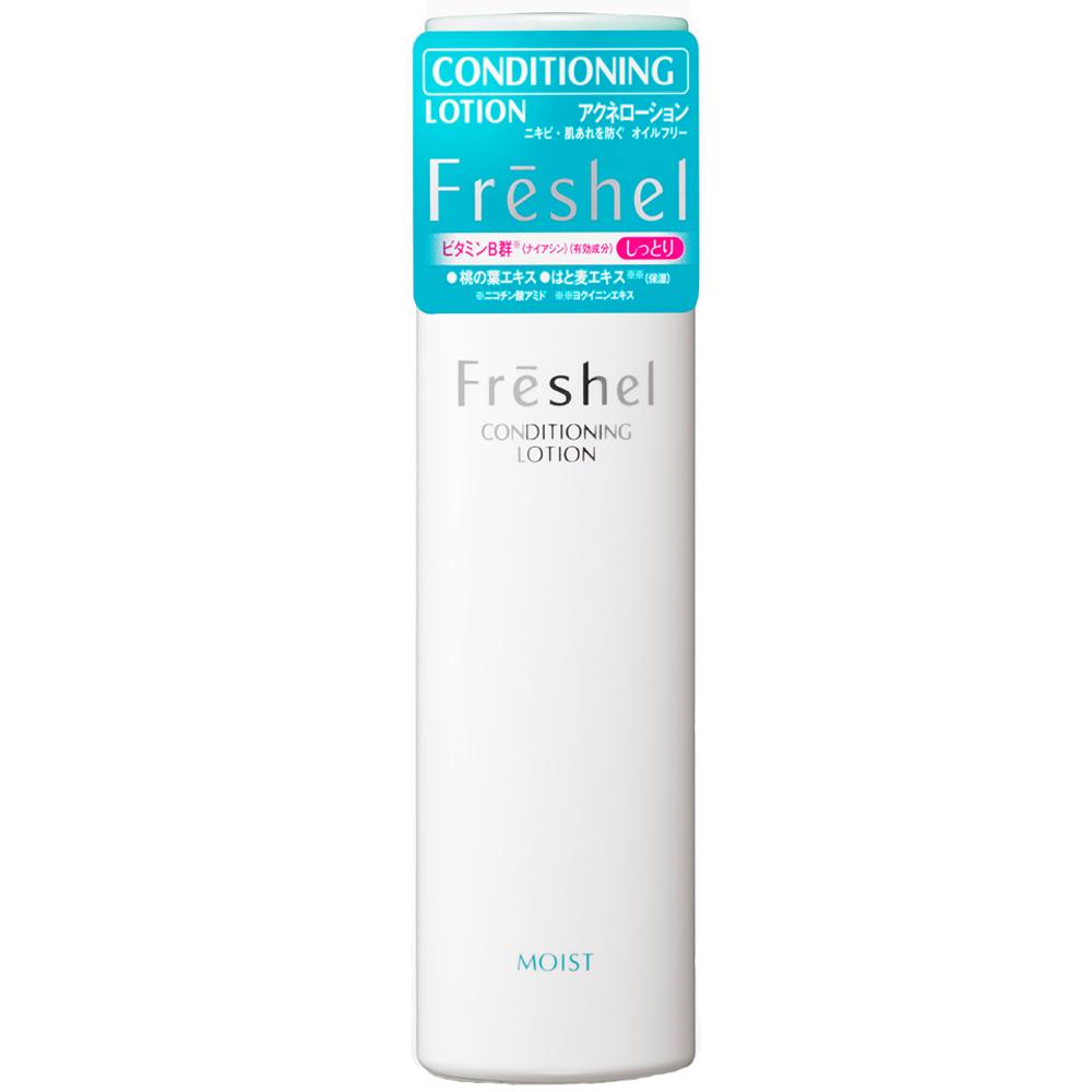 FRESHEL膚蕊 控油淨透化妝水(滋潤型)150ml