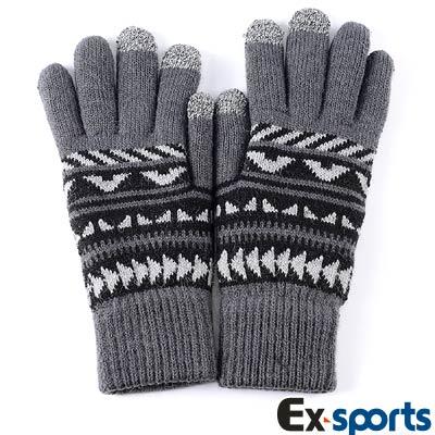 Ex-sports 觸控手套 智慧多功能(男款-603)