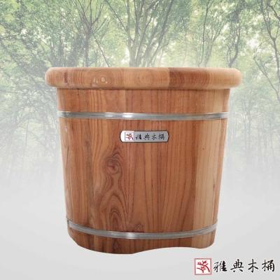 雅典木桶 香椿木 泡腳桶(高35CM)