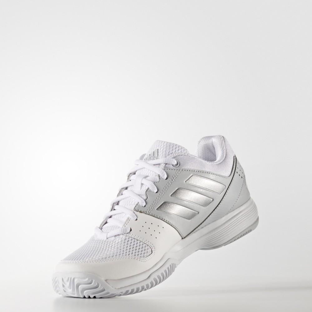adidas BARRICADE 女 網球鞋 BB4828