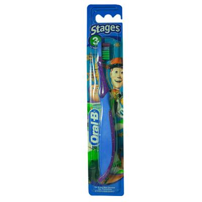 歐樂B迪士尼兒童牙刷3號(5-7歲)