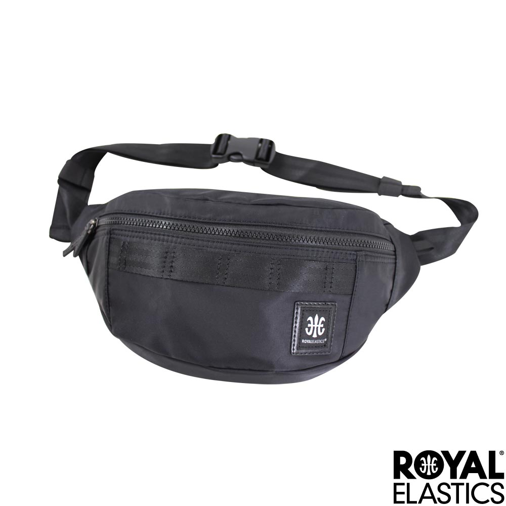 Royal Elastics - 經典半月型腰包/胸包 - Knight 闇黑騎士系列
