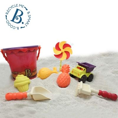 美國 【B.Toys】 沙趣多多(芒果色)