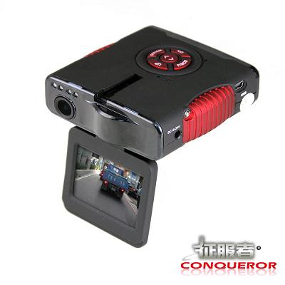 征服者-雷達眼-FHR-118-GPS測速行車記錄器