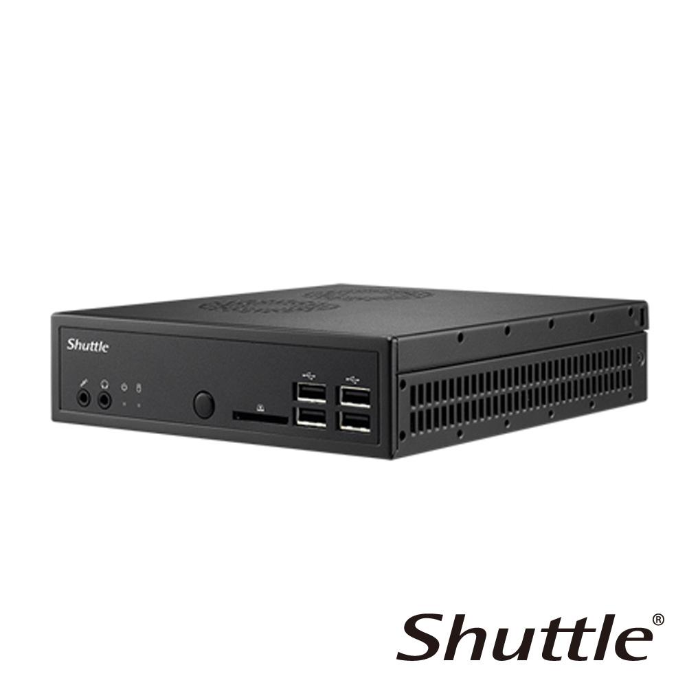 Shuttle浩鑫XPC DS81準系統