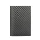 dunhill 經典Chassis碳纖維皮革證件名片夾-黑色