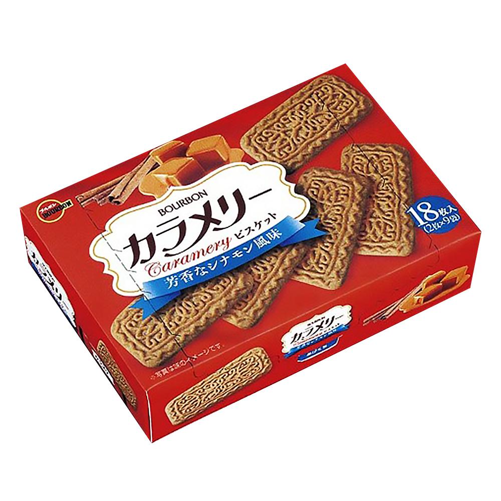 Bourbon北日本 歐式焦糖餅乾(118.8g)