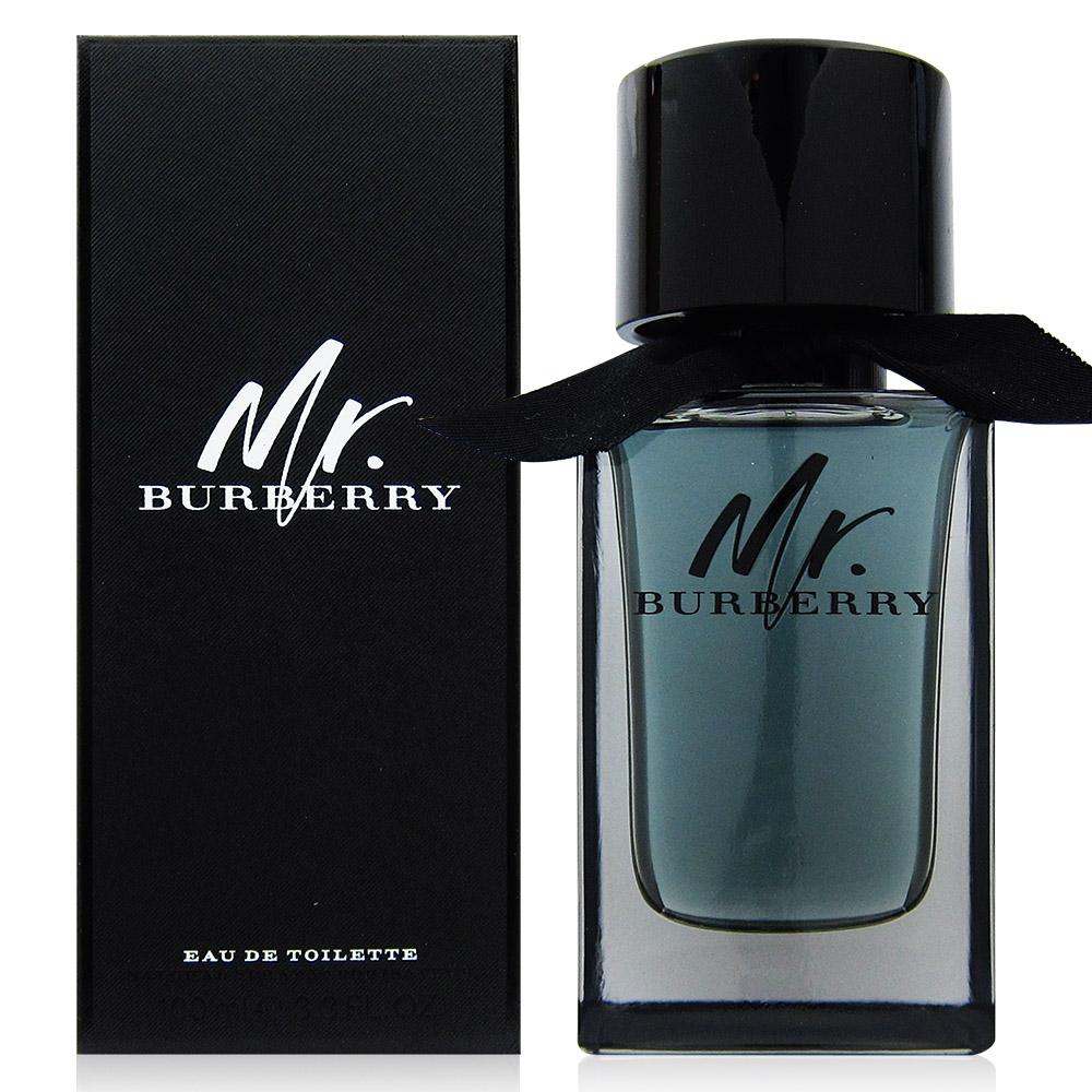BURBERRY Mr.BURBERRY男性淡香水100ml