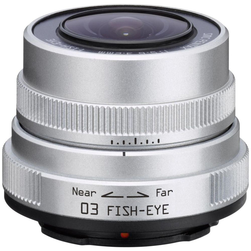 PENTAX Q-03魚眼鏡頭(公司貨)