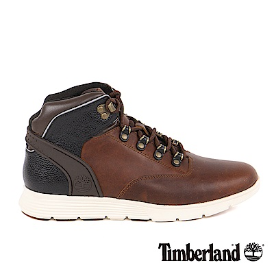 Timberland 男款小麥黃粒面Killington真皮健行鞋