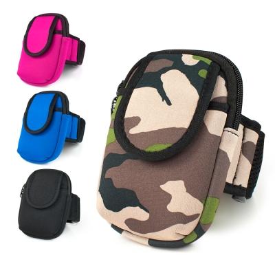 時尚運動手機臂包(L)