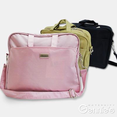 【Gennie's奇妮】樂活時尚‧媽咪親子休閒袋-大(A795)