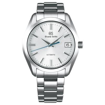 Grand Seiko 9S68 3DAYS 自動上鍊機械錶(SBGR307)-銀