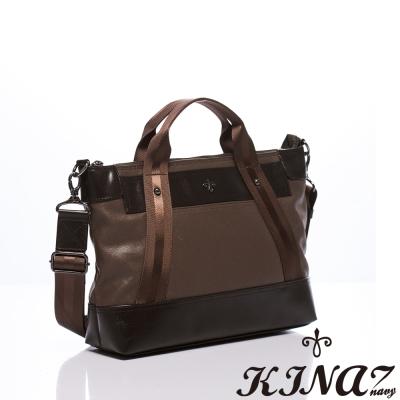 KINAZ-navy-Vintage-Car-老爺車的收藏-美好年代2way包