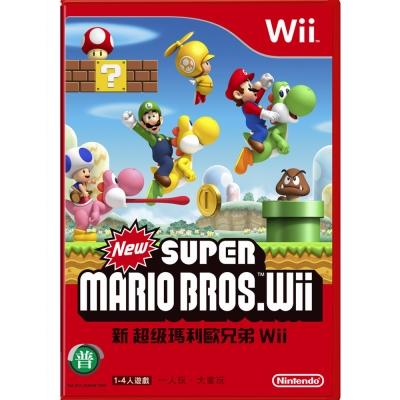 新超級瑪利歐兄弟-Wii中文版