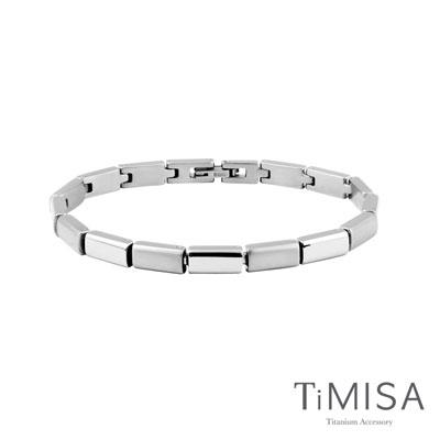 TiMISA《陽光森林》純鈦鍺手鍊