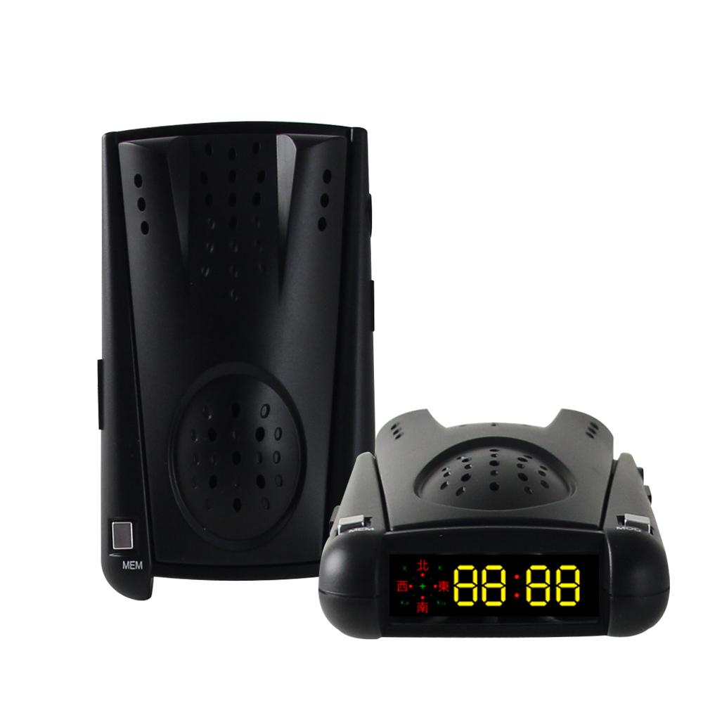 征服者 AM6 GPS測速安全警示器-快