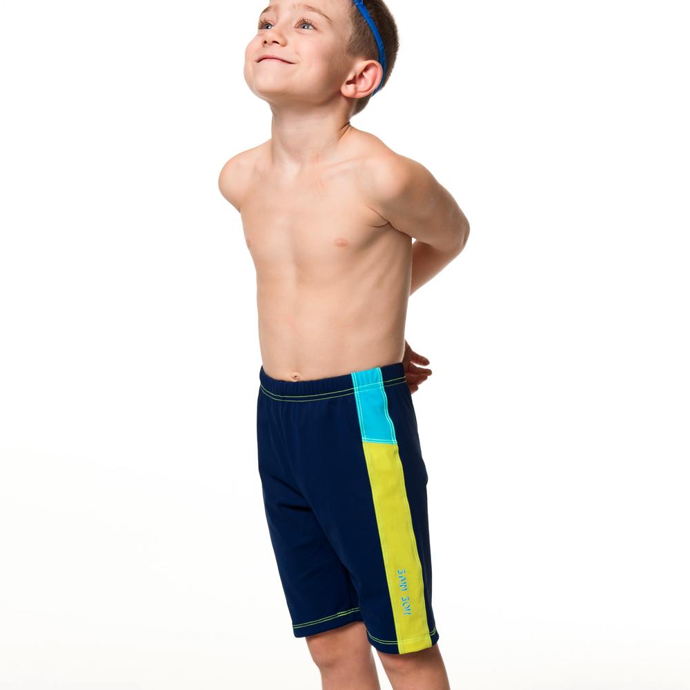 聖手牌 兒童泳裝 七分男童泳褲