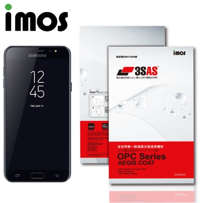iMos SAMSUNG Galaxy J7 Plus 3SAS 螢幕保護貼
