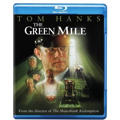 綠色奇蹟  Green Mile  藍光 BD