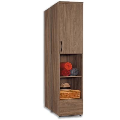 AS-瑪德琳1.5尺衣櫃-46x57x203cm