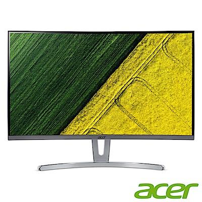 acer ED273 A 27型 VA 曲面電競無邊框電腦螢幕