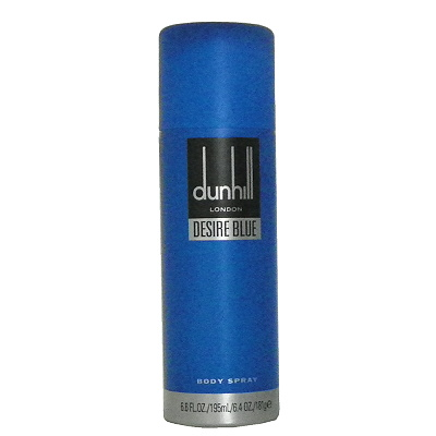 Dunhill Desire Blue Body Spray 藍調淡香水體香噴霧195ml