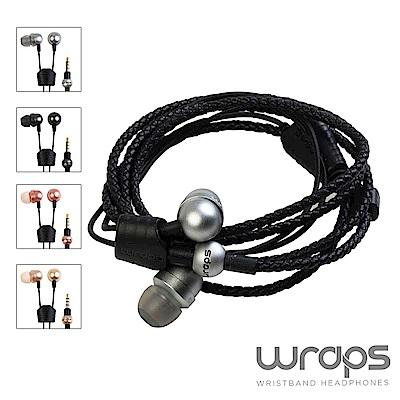 亞果元素 Wraps 手環耳機 Core 時尚金屬系列