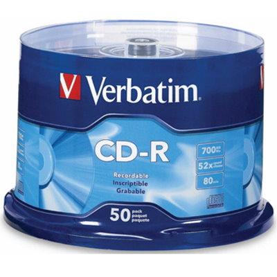 威寶 藍鳳凰  52X CD-R  白金片 桶裝 (50片)