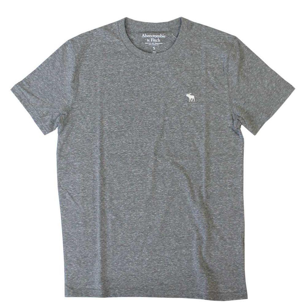 AF a&f Abercrombie & Fitch 短袖 T恤 灰色 11114