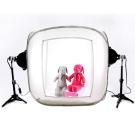 digiXtudio-70CM專用背景紙攝影棚組-贈珠寶台雙色