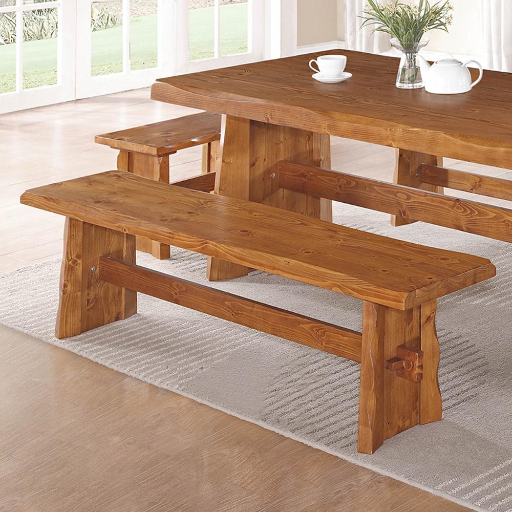 H&D 卡拉中板凳 (寬120X深35X高45cm)