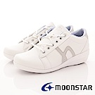 日本Moonstar戶外健走鞋-hiromich系列-4041白(女段)