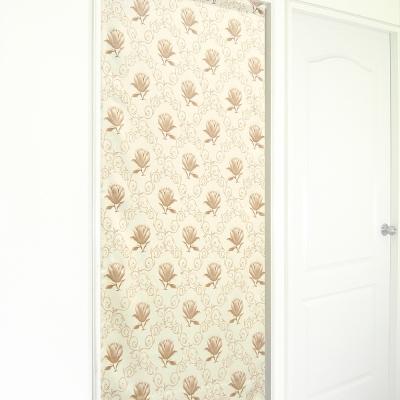 布安於室-古典玫瑰遮光風水簾