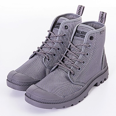 PALLADIUM PAMPA HI ORIGINALEWP 男女休閒鞋 75555021 灰