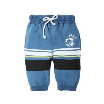 baby童衣-海軍風條紋運動短褲-60153
