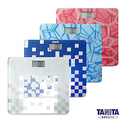 日本 TANITA 超薄電子式 體重計 HD-380 (四色任選)