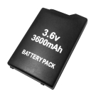 PSP 1007 厚機專用 3600mAh高容量充電電池