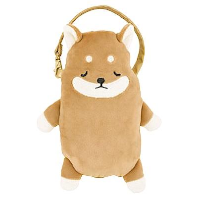 NEMU NEMU 柴犬小太郎手機卡夾包