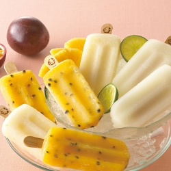 春一枝 手作檸檬冰棒(12入)+手作鳳梨冰棒(12入)+手作百香果冰棒(12入)