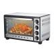 晶工牌30L雙溫控不鏽鋼旋風烤箱(JK-73