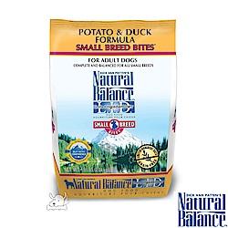 Natural Balance 低敏系列 無榖馬鈴薯鴨肉 全犬糧 小顆粒 4.5磅 x 1