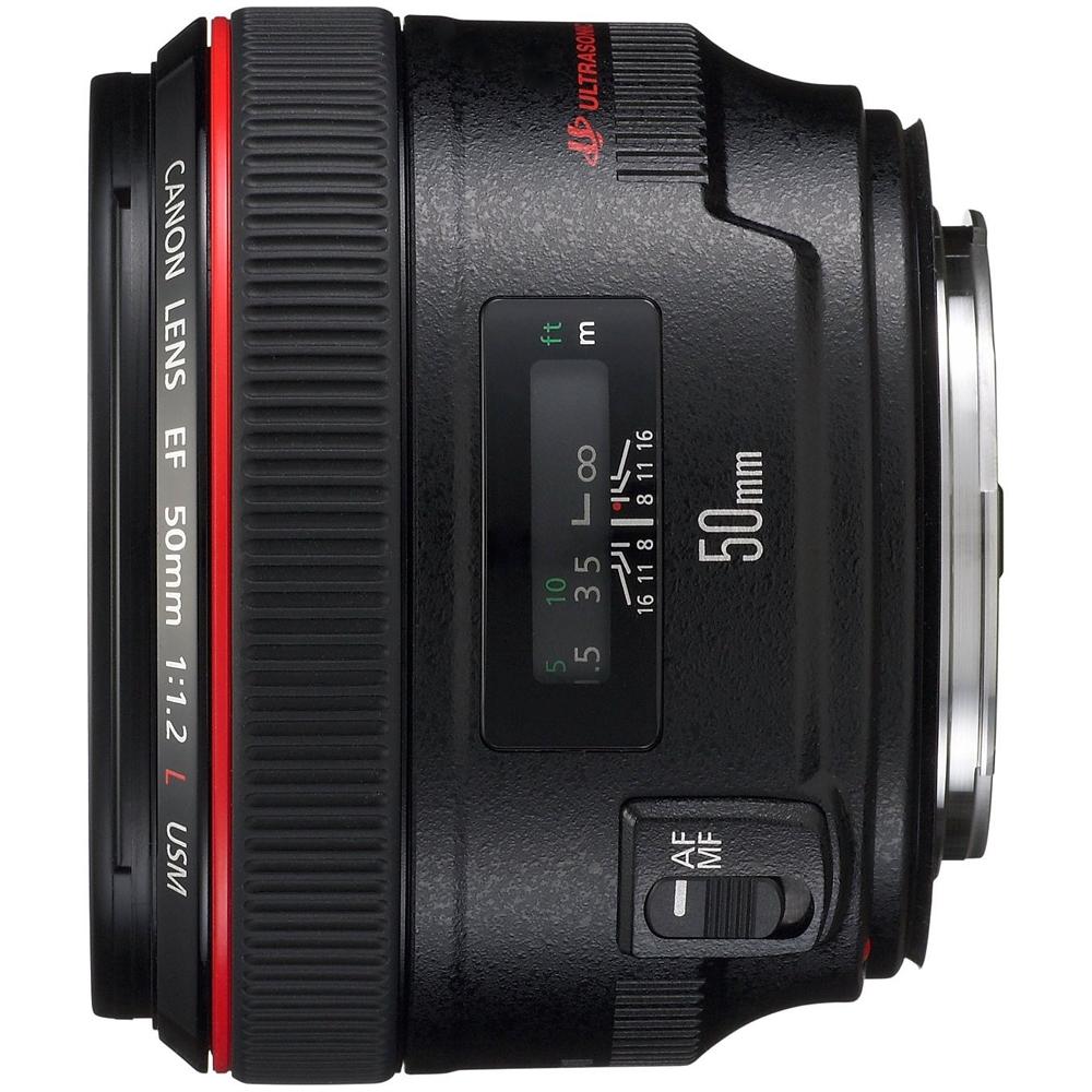 Canon EF 50mm f/1.2L USM  超大光圈標準鏡頭(公司貨)