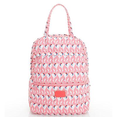VOVAROVA空氣包-大容量後背包-粉粉紅鶴