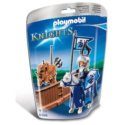 playmobil 中古騎士系列 獅騎士遊俠